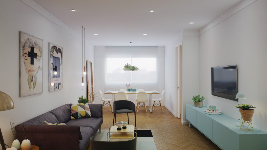 Decorar mi casa el color de las paredes vivir en totana - Quiero disenar mi casa ...