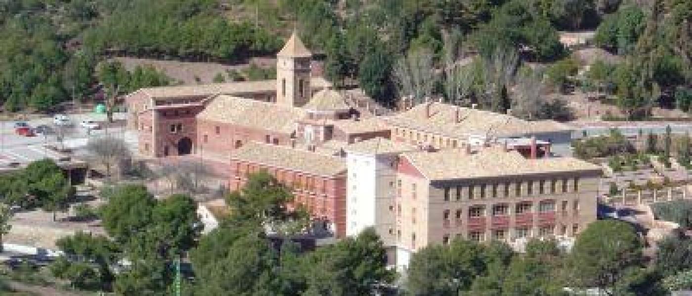 Santuario De La Santa De Totana1