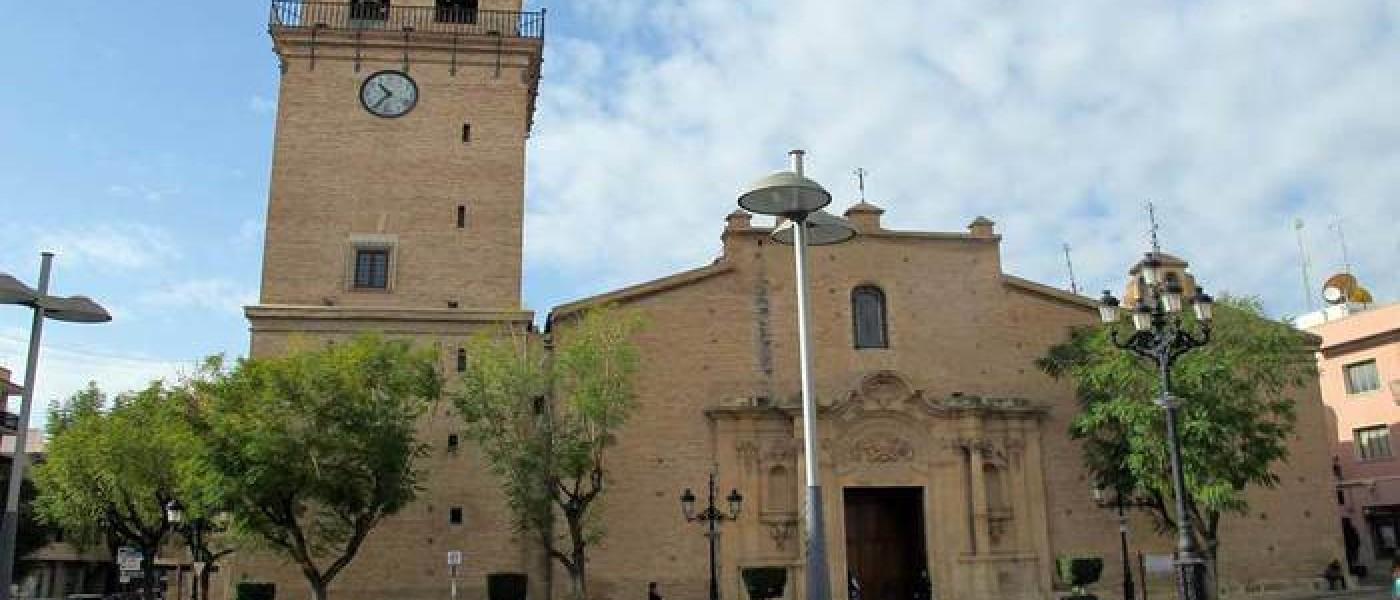 Torre Santiago Totana